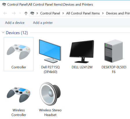 Using Game Controllers over a Remote Desktop session « Gavin Pugh